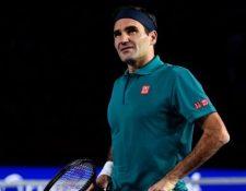 El tenista Roger Federer encabezó el listado de los atletas mejor pagados. (Foto Prensa Libre: Forbes)