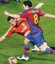 Iker Casillas, exportero del Real Madrid, celebró y sufrió en el Camp Nou. (Foto Prensa Libre: Hemeroteca PL)