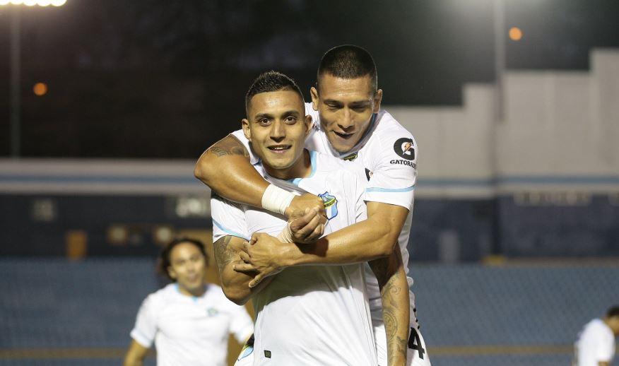 Así recuerda Jorge Aparicio la chilena que le marcó a Municipal en el último partido del Clausura 2020