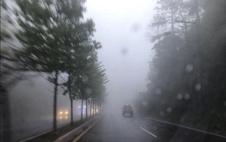 Sistema de baja presión en Centroamérica podría convertirse en depresión tropical en las próximas horas