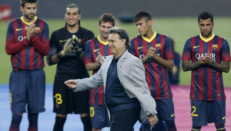 El 'Tata' Martino explica por qué su año en el Barcelona fue el ...
