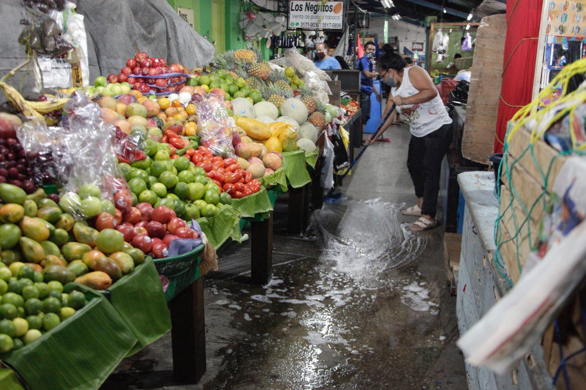 Coronavirus: Vendedores de mercados capitalinos aseguran que cumplen con medidas sanitarias