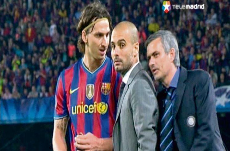 ¿Qué le dijo Mourinho a Pep Guardiola al oído hace 10 años en el juego de la Champios? El entrenador portugués lo revela