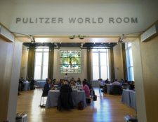 La sala Pulitzer en la Universidad de Columbia. (Foto Prensa Libre: Jose López/Pulitzer)