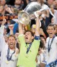 El Real Madrid conquistó la ansiada Décima en Lisboa. (Foto Prensa Libre: Hemeroteca PL)