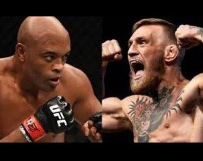 Anderson Silva y Conor McGregor se enfrentarán en un duelo épico. (Foto Prensa Libre: Instagram @spiderandersonsilva)