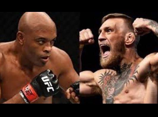 Duelo de leyendas: McGregor acepta el reto de Silva y se confirma la pelea más esperada de la UFC
