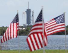 La Nasa se prepara para el lanzamiento este sábado el SpaceX a la Estación Espacial Internacional. (Foto AFP).