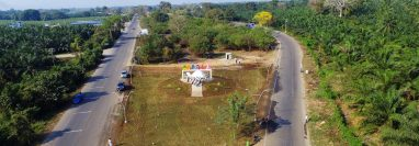 Tecún Umán, San Marcos, reporta seis casos positivos de covid-19. (Foto Prensa Libre: Tomada de Facebook Municipalidad de Ayutla)