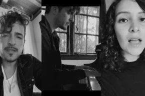 """""""Estaré"""": El emotivo videoclip que Tommy Torres estrena junto a Gaby Moreno durante la cuarentena por el coronavirus"""