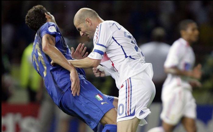 Materazzi compartió el verdadero comentario que enojó tanto a Zidane en el 2006