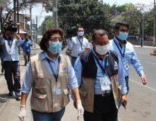 Diaco ha efectuado distintos operativos durante la crisis del coronavirus para proteger los derechos del consumidor. (Foto Prensa Libre: Hemeroteca PL).