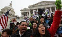Desde la llegada de Donald Trump a la Casa Blanca se han producido numerosas manifestaciones a favor de los dreamers.