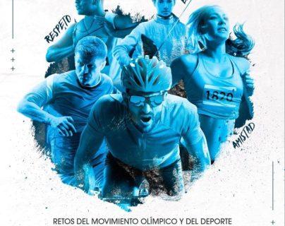 UPANA y COG presentan el primer Congreso Internacional de Ciencias del Deporte. Foto Prensa Libre: Cortesía
