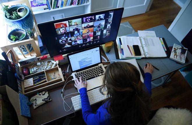 """""""Home office"""": por qué trabajar a distancia no es lo que todos esperaban"""