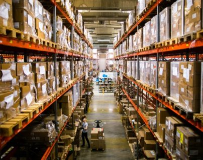 Los almacenes de suministros se encuentran en lugares secretos en diferentes sitios de Finlandia. (Foto: Cortesía HVK)