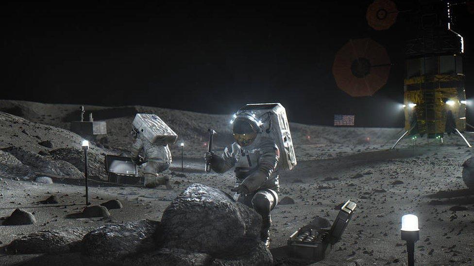 Qué son los Acuerdos Artemisa con los que EE.UU. planea la minería en la Luna (y por qué causa tensión con Rusia)