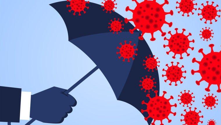 La inmunidad es el conjunto de mecanismos que nos protegen de las infecciones.