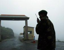 Varias disputas territoriales entre China e India han resultado en tres conflictos militares en 1962, 1967 y 1987.