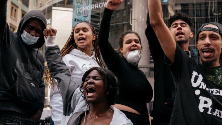 La muerte de George Floyd ha causado protestas en más de 5 ciudades de EE.UU.