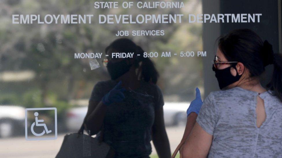 Coronavirus en Estados Unidos: ¿es la caída del desempleo el inicio de la recuperación económica postpandemia?