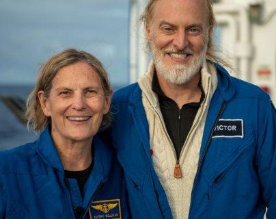 Fosa de las Marianas | El excepcional logro de Kathy Sullivan, la primera mujer en llegar al punto más profundo del océano