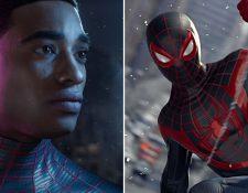 Miles Morales asume el papel de Peter Parker en el último videojuego para el luchar contra el crimen.
