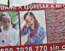 La desaparición de la niña Paulette Gebara Farah derivó en un escándalo para las autoridades en el Estado de México.