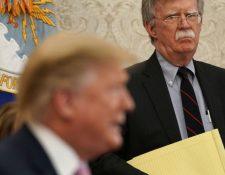 John Bolton fue asesor de Seguridad Nacional del gobierno de Donald Trump. GETTY