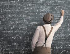 Christopher Havens descubrió su don por las matemáticas en la cárcel.