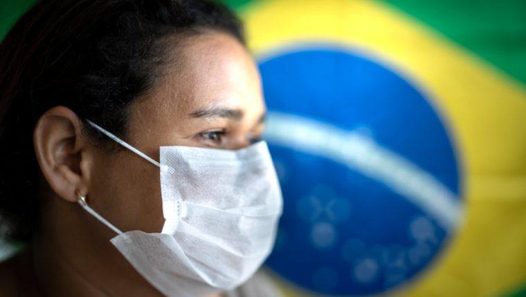 Brasil es el segundo país con más casos de covid-19 en el mundo.