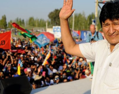 Incluso desde el exilio en Argentina, Evo Morales sigue participando activamente en la política boliviana.