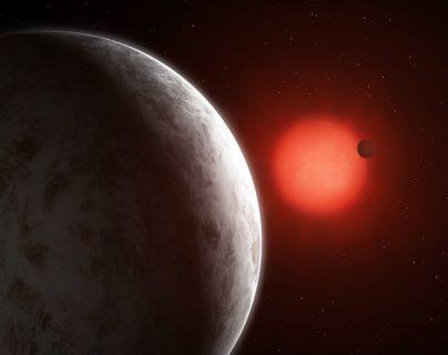 Dada la cercanía a GJ 887, los planetas recién descubiertos tienen órbitas más cortas que la de Mercurio alrededor del Sol.