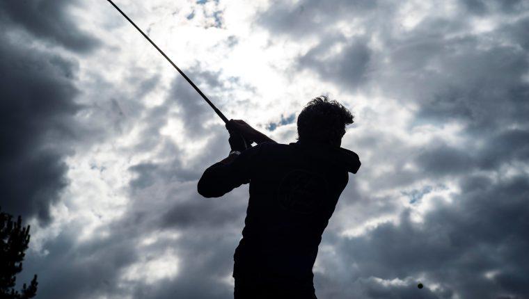 El Abierto de Francia de Golf fue aplazado indefinidamente por la pandemia del covid-19. Foto Prensa Libre: EFE.