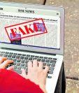 Usuarios de las redes sociales transmiten mensajes que muchas veces no están verificados. (Foto Prensa Libre: Hemeroteca PL)