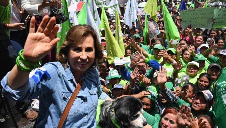 MP investigará si Sandra Torres se reunió con miembros del partido pese a prohibición