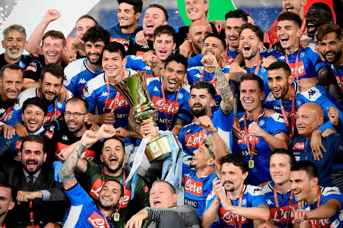¡Dybala falló en los penaltis y Cristiano no pateó! Vea cómo el Nápoli de Gattuso se coronó campeón de la Copa de Italia