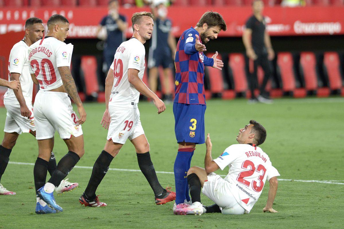 ¿El Barcelona da por perdida la Liga? Piqué acusa a los árbitros de ayudar al Real Madrid y Setién lo contradice