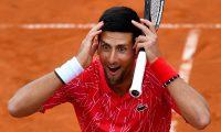 Novak Djokovic está en el centro de las críticas. (Foto Prensa Libre: AFP)