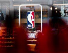 La NBA reporta 16 casos positivos de coronavirus. (Foto Prensa Libre: AFP)