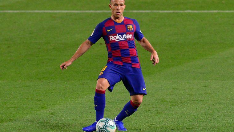 El brasileño Arthur llegará a la Juventus como una de las grandes promesas. (Foto Prensa Libre: AFP)