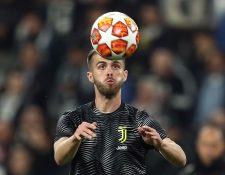 Miralem Pjanic  ha sido uno de los jugadores más determinantes de la Juventus en los últimos años. (Foto Prensa Libre: AFP)