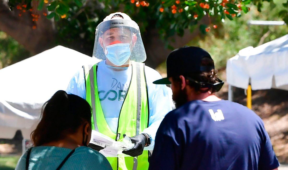 OPS prevé más de 400 mil muertes por coronavirus en Latinoamérica y el Caribe para el 1 de octubre