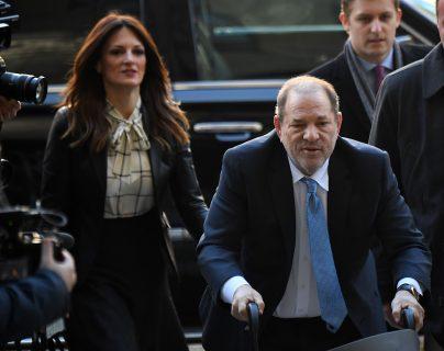 Harvey Weinstein  era el productor de cine más poderoso de Hollywood. (Foto Prensa Libre: AFP)