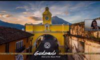 La Antigua Guatemala fue promocionada entre los destinos turísticos de Guatemala. (Foto Prensa Libre: Cortesía Inguat).