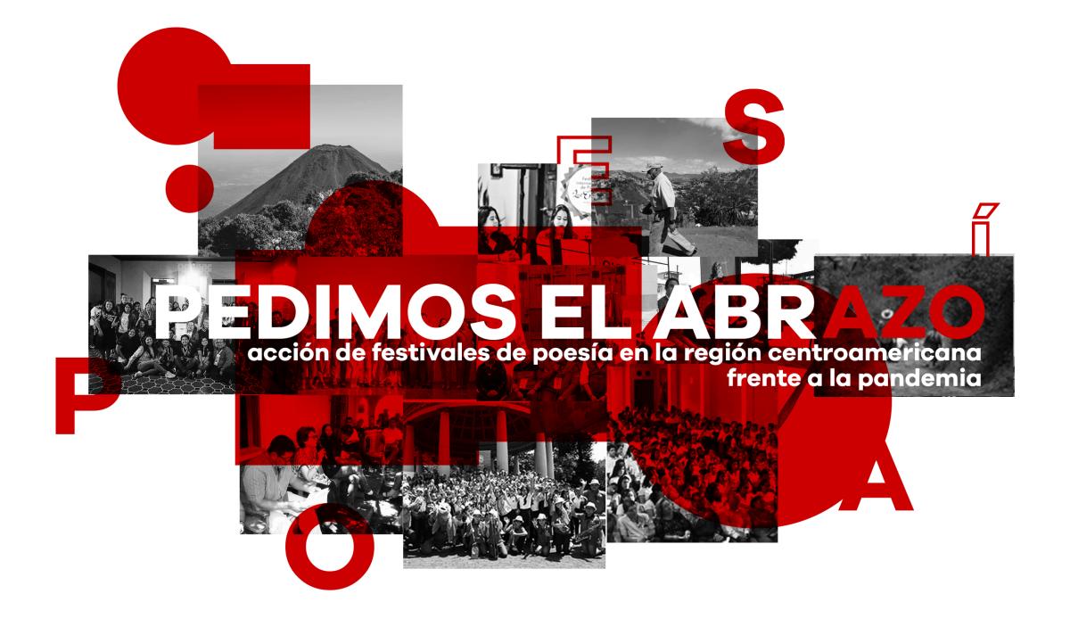 La poesía centroamericana se manifestará en junio desde el confinamiento
