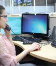 Durante las crisis el sector de Contact Center & BPO creció en servicios de soporte, lo cual ha generado capacidad de crear nuevas plazas de trabajo para la gran mayoría de las empresas. (Foto Prensa Libre: Cortesía Agexport)
