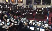 Congreso de la República de Guatemala (Foto Prensa Libre: José Castro)