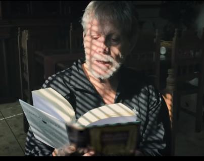 Actores latinoamericanos leyeron el fragmento de Cien años de soledad, en el videoclip La peste del insomnio. Foto Prensa Libre: Fundación Gabo