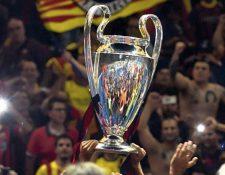 El nuevo formato de la Champions League ya estaría definido, según Bild. (Foto Prensa Libre: Hemeroteca PL)